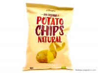 TRAFO Chips nature format mini 40g