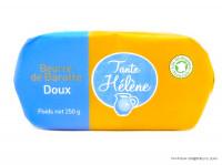 TANTE HELENE Beurre de Baratte Doux 250g