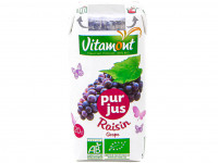 VITAMONT Jus de raisin rouge 1x20cl