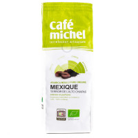CAFÉ MICHEL Mexique intense, moulu 250g