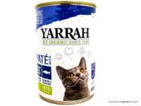 YARRAH Chats pâté au saumon 400g