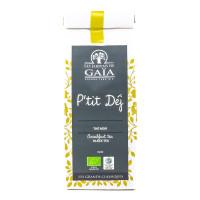 Les Jardins de Gaïa - Thé noir Breakfast P'tit déj 100g - Bio