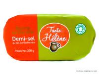 TANTE HÉLÈNE Beurre de baratte 1/2 sel 250g