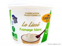 GABORIT Le Lissé fromage blanc 3% 500g