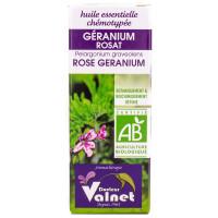 DOCTEUR VALNET Huile essentielle géranium rosat 10ml