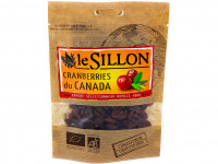LE SILLON Cranberries du Canada 125g