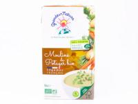 GRANDEUR NATURE Mouliné du Potager légumes variés 1L Bio