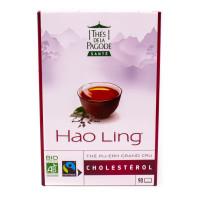 Thé Hao Ling Pu-Erh Grand Cru Cholestérol - 90 sachets