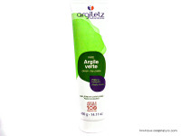 ARGILETZ Pâte d'argile verte en tube 400g