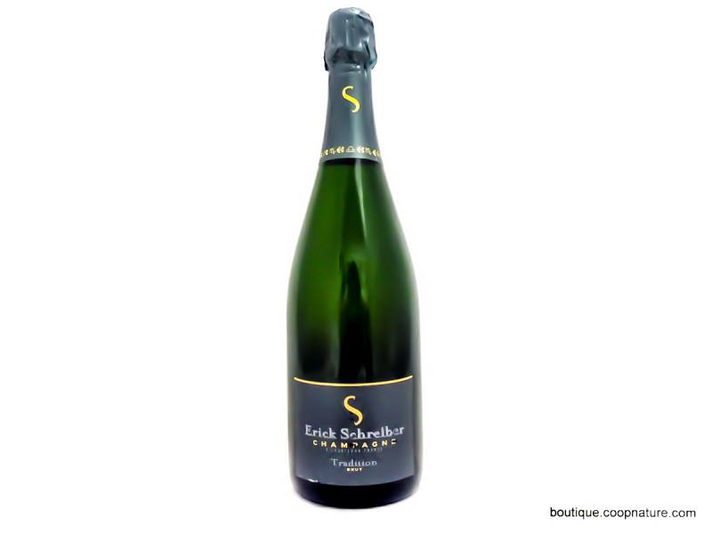 ERICK SCHREIBER Champagne brut 75cl
