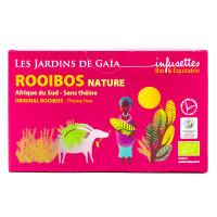 Rooibos Nature d'Afrique du Sud - 20 sachets