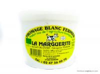 LA MARGUERITE Fromage blanc au lait entier 500g
