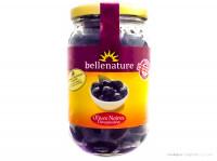 BELLENATURE Olives noires dénoyautées 180g