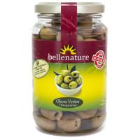 BELLENATURE Olives vertes dénoyautées 340g