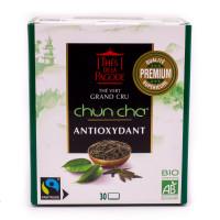 Thé Vert Grand Cru Chun Cha Antioxydant - 30 sachets
