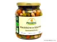 PRIMEAL Macédoine de légumes 350g