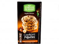 LE MOULIN DU PIVERT Cookies pépites chocolat noisettes 175g