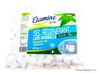 ÉTAMINE DU LYS Sel régénérant lave-vaisselle 2,5kg