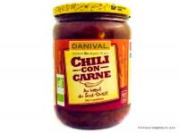 DANIVAL Chili con carne 525g