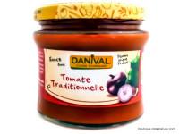DANIVAL Sauce tomate traditionelle 210g