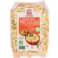 Flocons de Pois Chiches Bio 350g
