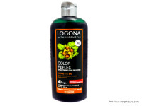 LOGONA Shampooing Color Reflex cheveux bruns 250ml