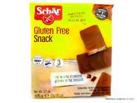 SCHÄR Snacks au chocolat sans gluten 105g
