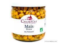 CHAMPLAT Maïs doux au naturel 340g