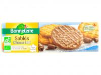 BONNETERRE Sablés Choco Lait 120g