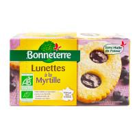 Bonneterre - Lunettes à la myrtille Recette traditionnelle 200g - Bio