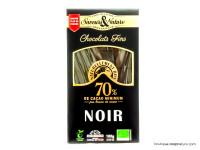 SAVEUR&NATURE Chocolat noir 70% 100g