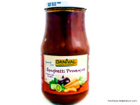 DANIVAL Spaghettis provençales 430g