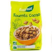 Céréales Déjeuner Fourrés Cacao - 375g