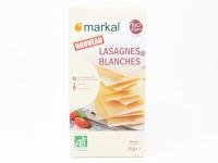 MARKAL Lasagnes blanches 250g Bio