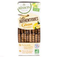 Biscuits Sablés Authentiques au Citron - 183g