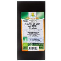 MOULIN DES MOINES Chocolat noir au café 74% par 100g