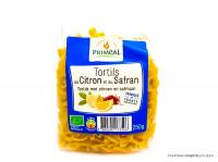 PRIMEAL Tortils citron safran 250g