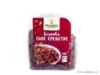 PRIMÉAL Granola choc' épeautre 500g