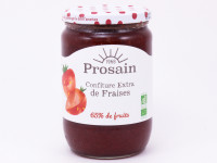 PROSAIN Confiture de fraises 750g