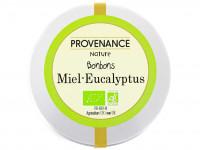 PROVENANCE NATURE Bonbons miel & eucalyptus 150g
