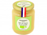 PROVENANCE NATURE Miel de lavande origine France 250g