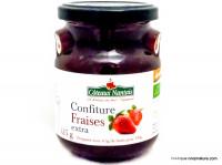 CÔTEAUX NANTAIS Confiture de fraises 325g