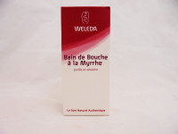 WELEDA Bain de bouche à la myrrhe 50ml