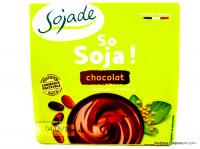 SOJADE Dessert So Soja ! Chocolat 4x100g