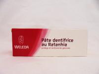 WELEDA Pâte dentifrice au rataniha 75ml