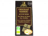 MOULIN DES MOINES Chocolat dessert 62% de cacao 100g