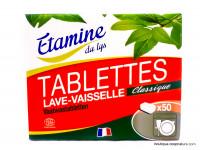 ÉTAMINE DU LYS Tablettes lave-vaiselle x50, 1kg
