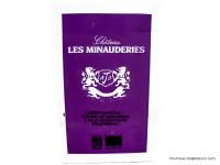 CHÂTEAU LES MINAUDERIES  Côtes de Blaye A.O.P. 5L