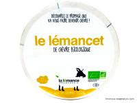 LA LÉMANCE Le lémancet de chèvre 200g