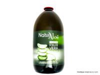 NATURALOÉ Pur jus frais d'aloe vera avec pulpe 1L